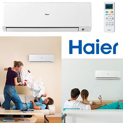 Сплит-системы Haier Home