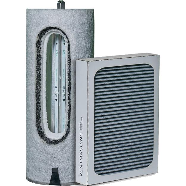 пылевой и фотокаталитический фильтр