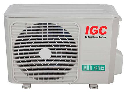 Серия кондиционеров IGC Mild