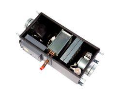 вентиляционная установка Minibox.W-1050-1/24kW/G4