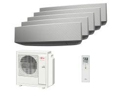 Fujitsu ASYG07KETA-B x 2 + ASYG09KETA-B x 3 / AOYG36KBTA5