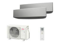 Fujitsu ASYG07KETA-B + ASYG09KETA-B / AOYG14KBTA2