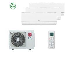 LG MJ09PC x 2 + MJ12PC / MU4R25