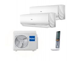 Haier AS12NS5ERA-W x2 / 3U24GS3ERA