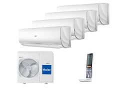 Haier AS09NS5ERA-W x2 / AS12NS5ERA-W / AS18NS5ERA-W / 4U30HS1ERA