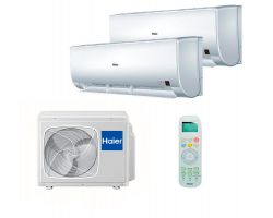 Haier AS12BS4HRA x2 / 3U24GS3ERA