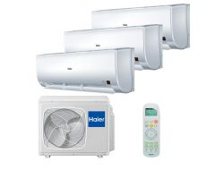Haier AS09BS4HRA x3 / 3U24GS1ERA