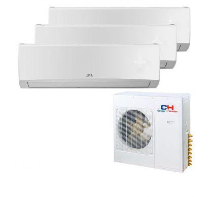 Cooper&Hunter CHML-IW12AARK + 2 x CHML-IW07AARK / CHML-U24RK3
