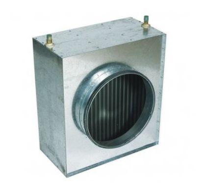Калорифер горячей воды CDP 165