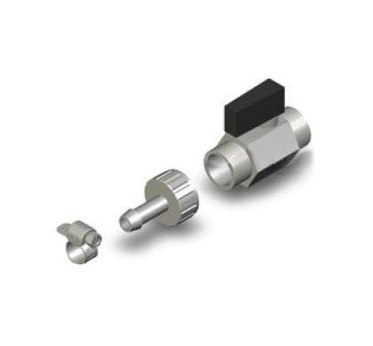 Дренажный кран для водосборника в комплекте CDT Mk II 30/30S/40/40S/60