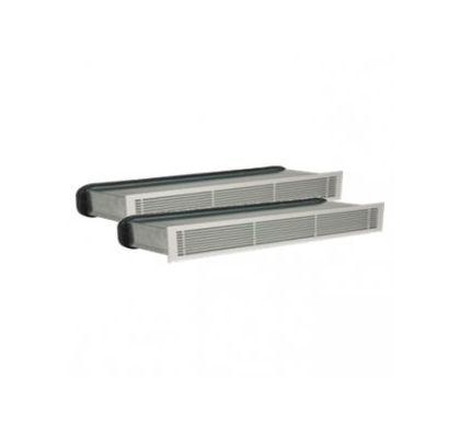 Комплект воздуховодов с фильтром и алюминиевыми решетками CDP 65T